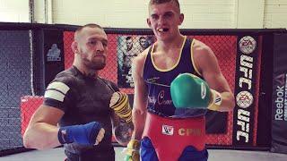 Конор МакГрегор тренируется с любителем, чемпион WSOF хочет бой с Федором Емельяненко