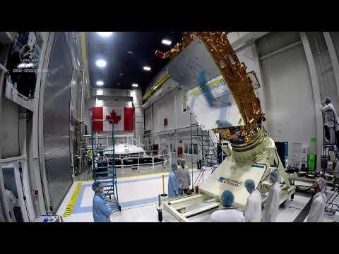 RADARSAT Constellation Mission (RCM)