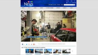 TV Spot #7: CTV National News Jan 27, 2016