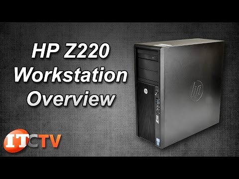 HP Z220 Workstation Review