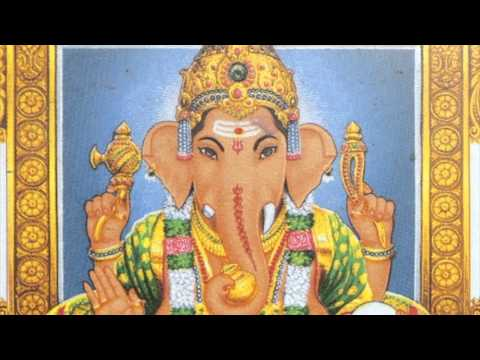 Ganapati Atharvashirsha - Ancient and Mystical Sanskrit Hymn for Blessings & Removal of Obstacles