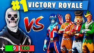 MY BEST CLUTCH EVER ON FORTNITE! (9HP SOLO SQUADS CLUTCH WIN) - Fortnite TIPS & TRICKS to be a PRO!