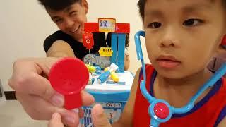小小醫生玩具 開箱 【Boss東】