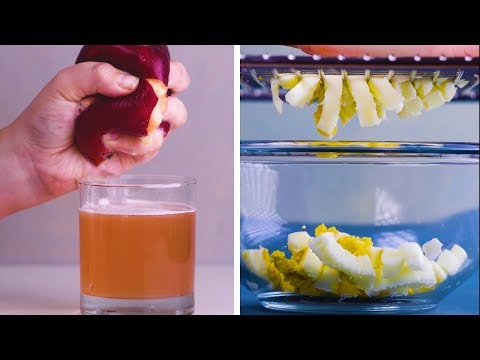 Prep like a PRO with these 17 easy kitchen hacks! | Food Hacks by Blossom
