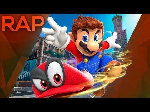 Rap de Mario EN ESPAÑOL (Super Mario Odyssey) - Shisui :D - Rap tributo n° 61