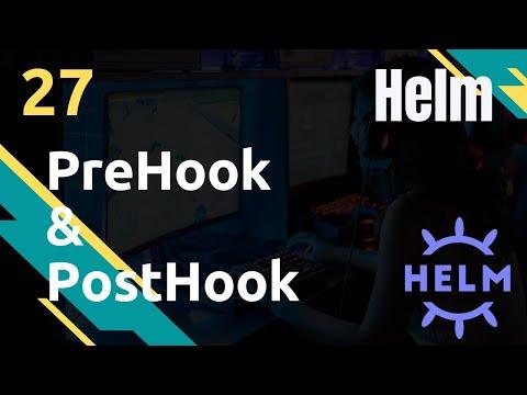 Annotations Pre et Post Hooks - #Helm 27