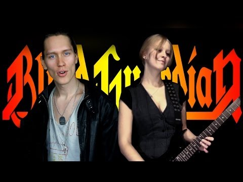 BLIND GUARDIAN - MIRROR MIRROR (Cover)