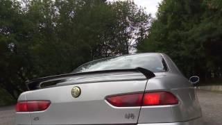 Alfa romeo 156 2,5 V6 stock exhaust