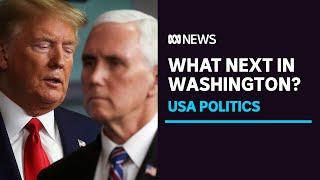 Donald trump's impeachment trial takes shape as joe biden builds out inauguration plans | abc news