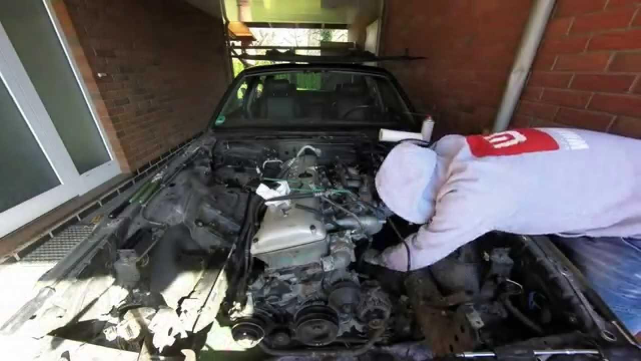Engine removal Jaguar ...