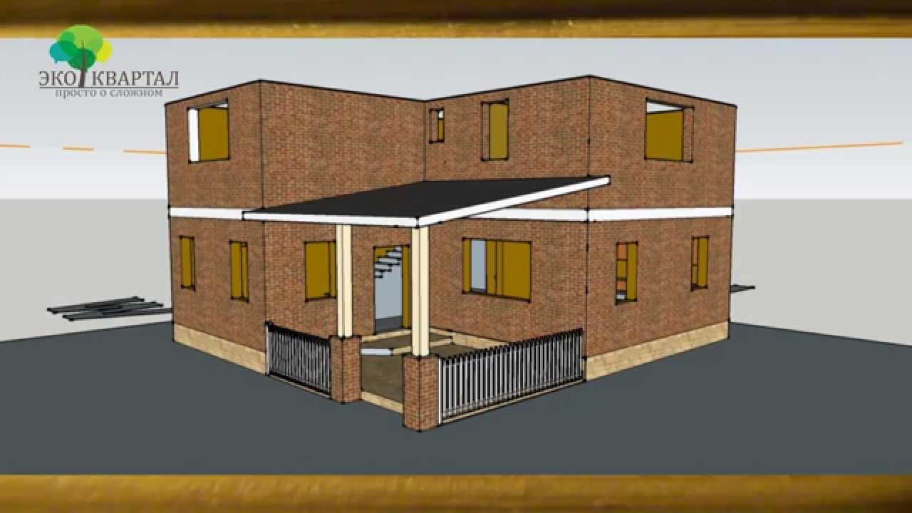 Строительство домов видео онлайн фото 204-657