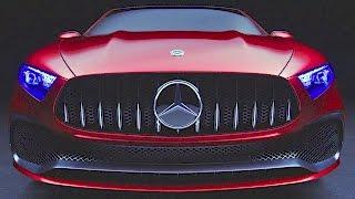 Mercedes Concept A Sedan – BMW 2 Series and Audi A3 Killer? [YOUCAR] thumbnail