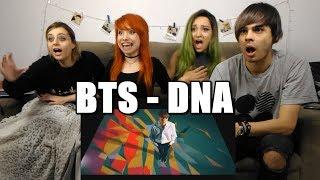 Bts 방탄소년단 'dna' L  Mv Reaction