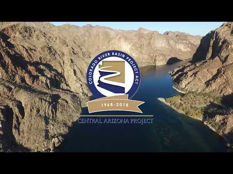 50th Anniversary of the Colorado River Basin Project Act #1