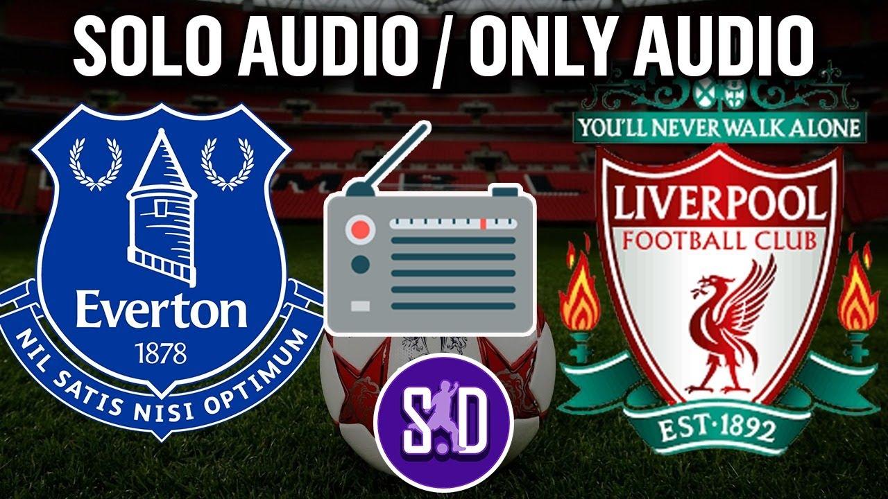 Everton vs. Liverpool Live Stream, Premier League Lineups, TV ...