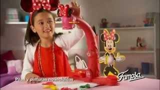 Famosa  Projektor Myszka Minnie - I Love Minnie Proyector Viste