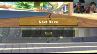Mario Kart Wii/ Super Smash Bros Brawl / 007 Nightfire Livestream