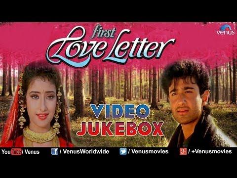 """First Love Letter"" Video Jukebox | Vivek Musharan, Manisha Koirala |"