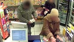 Trickdiebin im Lottoladen - dreiste Diebin klaut komplette Box Rubbellose