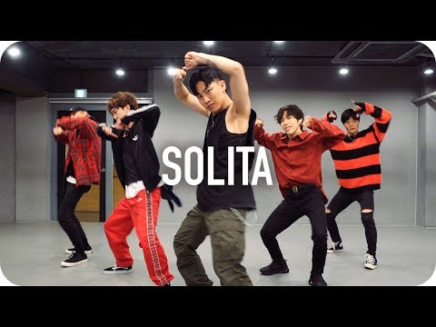 Solita - PRETTYMUCH ft. Rich The Kid / Jinwoo Yoon Choreography