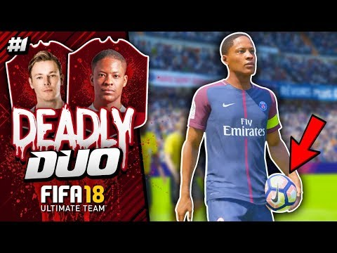 NEW FIFA 18 ULTIMATE TEAM DEADLY DUO SERIES