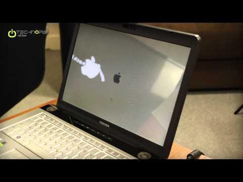 Laptopa Mac OS X Kurma Rehberi