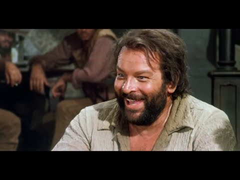 Tribute to the great actor Bud Spencer (Carlo Pedersoli)