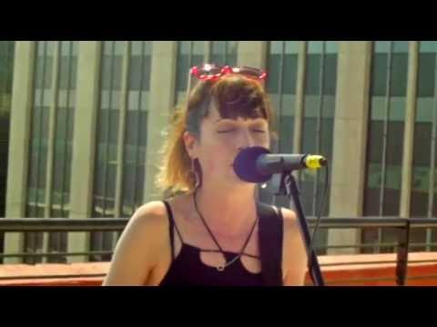 Bryde   TO BE LOVED - Live on the Gerry Building, L.A.