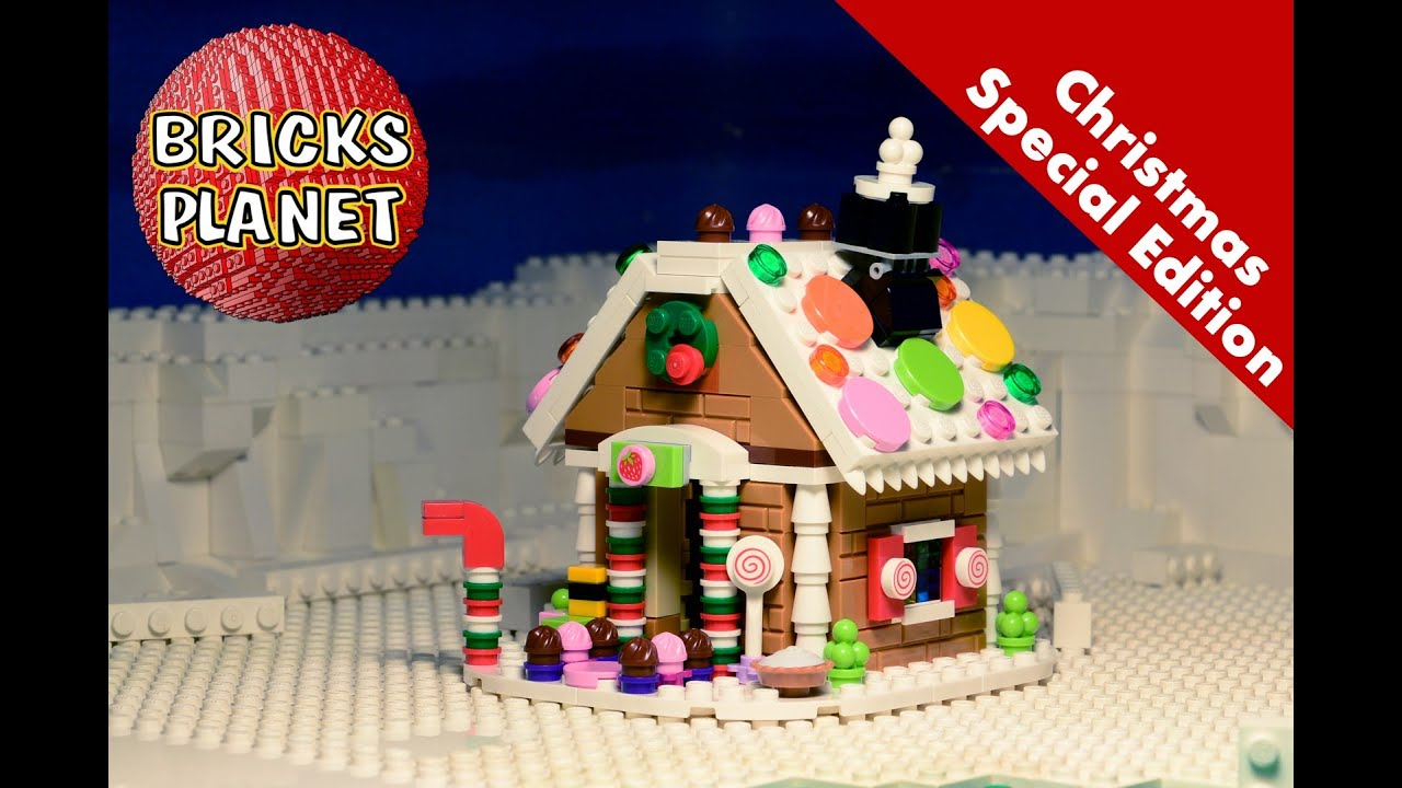 Gingerbread House 40139 Lego Limited Edition 2015 Stop