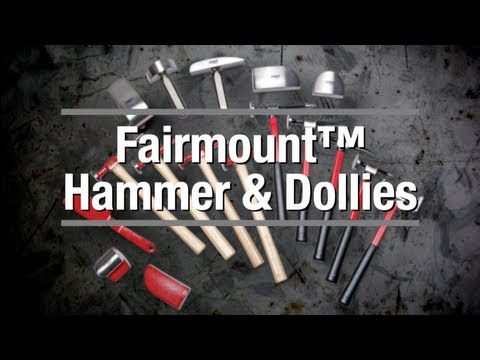 Fairmount Hammers & Dollies - Metal Fab - from Eastwood