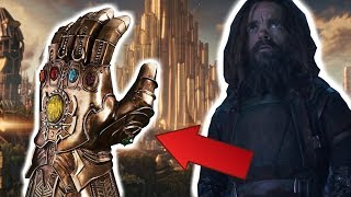 Eitri SABOTAGED THE INFINITY GAUNTLET - Avengers 4 Plot