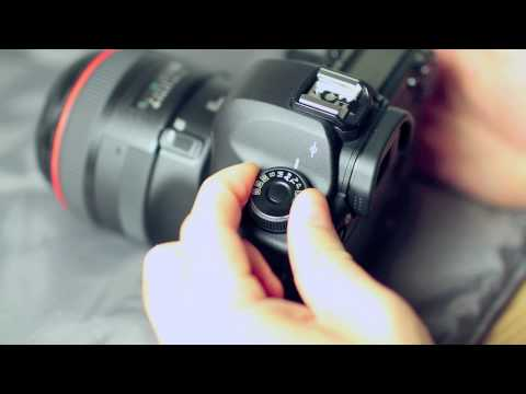Locking Mode Dial (Canon Factory Modification) on 5D Mark II