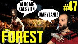 The Forest 47 | YA NO ME QUIEREN :( | Gameplay Español