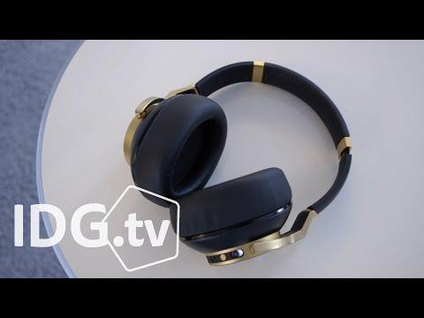 AKG and Quincy Jones produce an exquisite pair of headphones