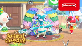 Mach dich bereit für den Karneval! 🎵 - Animal Crossing: New Horizons (Nintendo Switch)