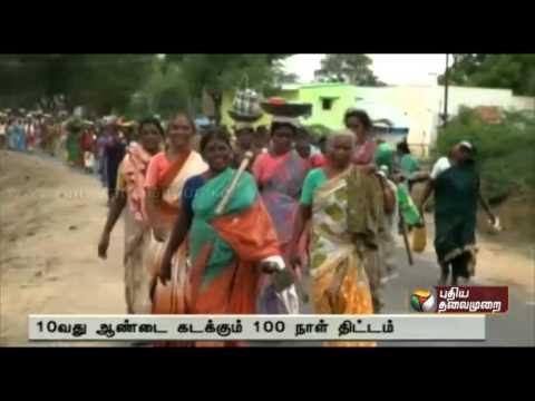 Mahatma Gandhi National Rural Employment Guarantee Scheme makes the country feel proud