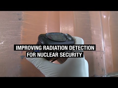 Technical Meeting on Radiation Detection Instruments for Nuclear Security