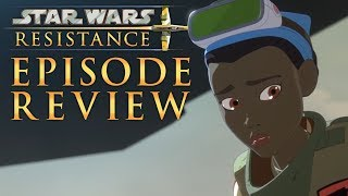 Star Wars Resistance Season 1 Finale - No Escape Part 2 Episode Review