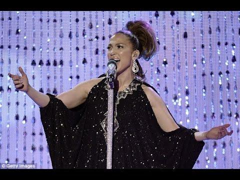 Jennifer Lopez   Celia Cruz Tribute American Music Awards 2013