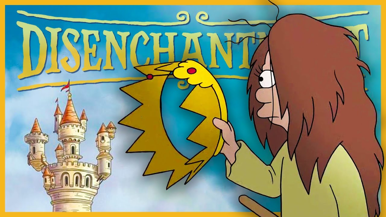 Download Is MOP GIRL Dreamland's Rightful Ruler? | Disenchantment Theory