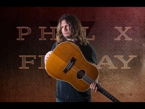 Phil X Loving you Sunday Morning on Friday! 1977 D'Aquisto