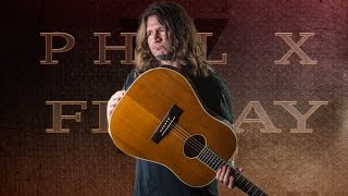 Phil X Loving you Sunday Morning on Friday! 1977 D