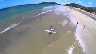 Porto Santo Island | Crystalline Mood | On Water Academy