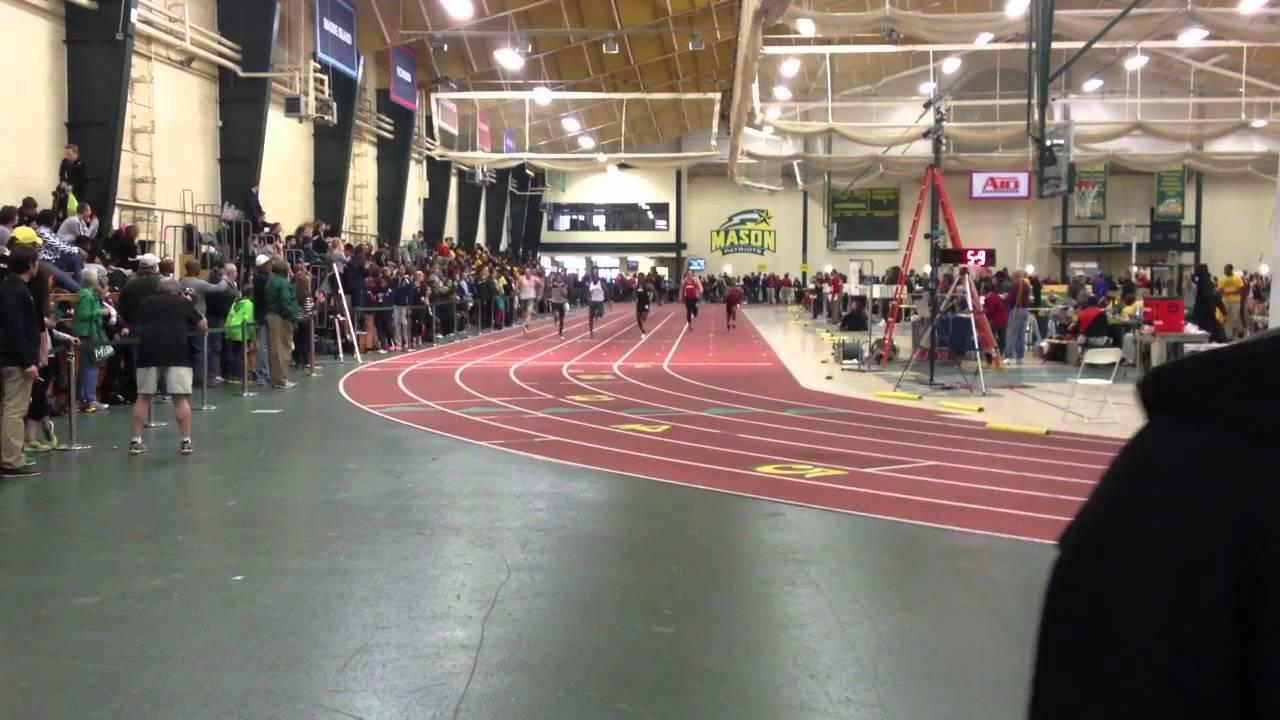george mason university track and field meet sheets
