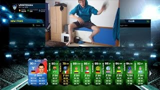 FIFA 14 - BEST 100K PACK EVER!!