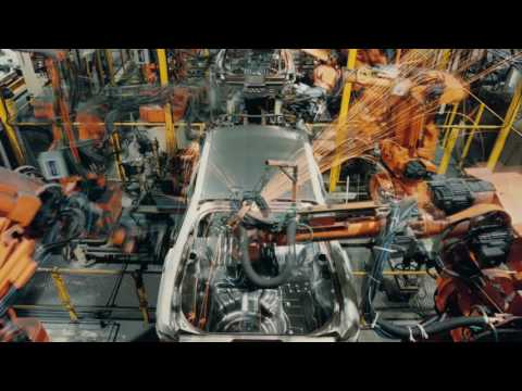 Ford 100 ans Histoire Assemblage Usine