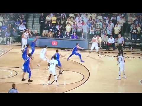 Okogie 3-point shooting
