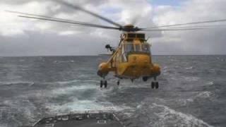 Seaking Ship Landing