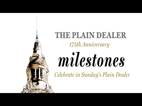 Celebrate 175 years of milestones in this Sunday's Plain Dealer