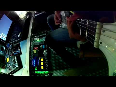 Akim & the majistret - Lygophobia (guitar cover)